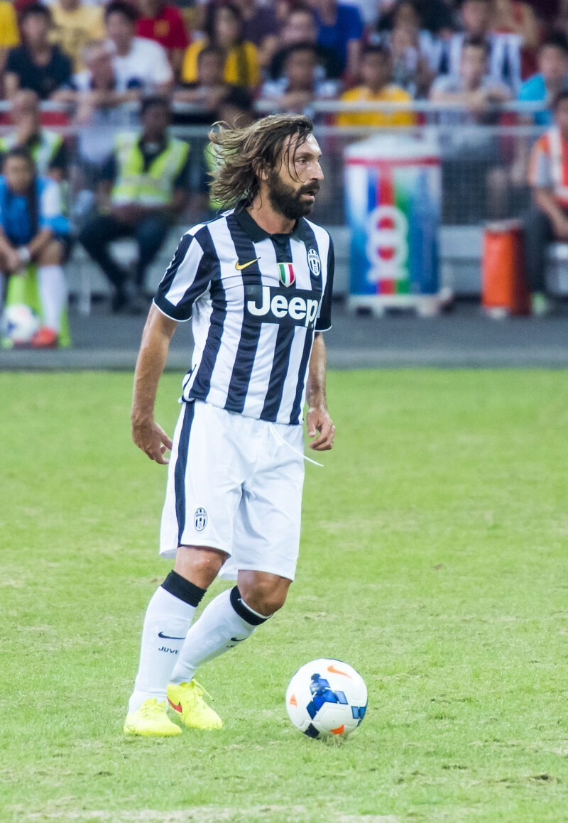 Juventus assigned Andrea Pirlo as Coach for under 23