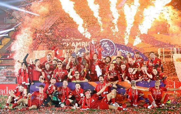 Liverpool won Premier League
