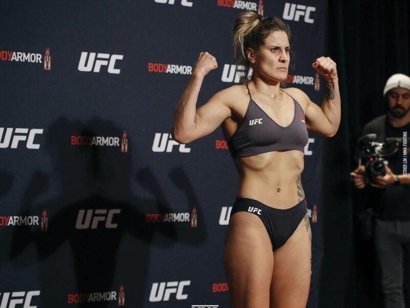 UFC VEGAS 5 - Jennifer Maia