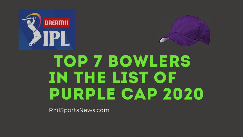 Purple Cap 2020
