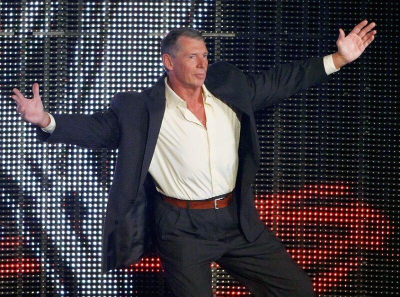 Vince McMahon Transformation